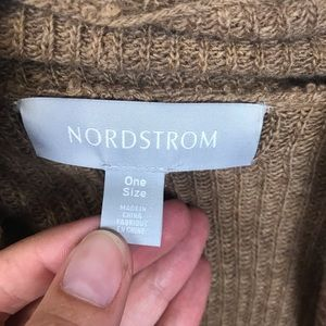 Nordstrom Sweaters - Nordstrom cashmere blend open cardigan sweater